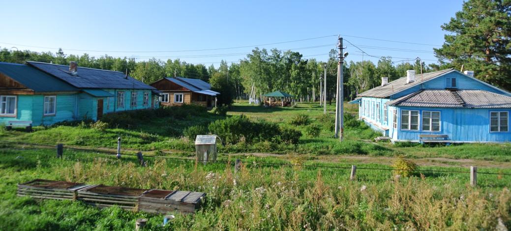 Ikurtsk, Russland: <br>Sommercamp Lebens- und Arbeitsgemeinschaft Istok